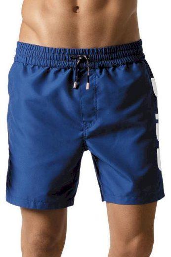 Koupací šortky Patrik modré