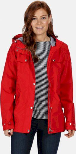 Dámská outdoorová bunda REGATTA RWW336 Bertille Červená