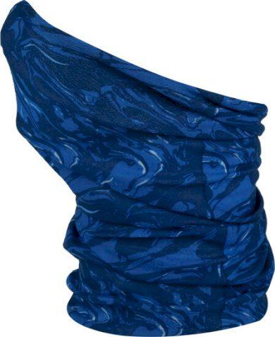 Multifunkční šátek REGATTA RKC103 K Print Multitube Modrý