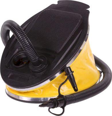 Nožní pumpa Regatta RCE237 Footpump 800 Černá