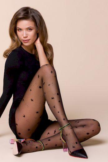Dámské punčochové kalhoty Gabriella 459 Cosmos 2-4