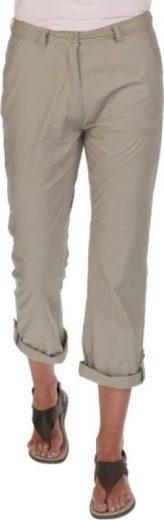 Dámské kalhoty Regatta RWJ131 Quarterdeck Trs béžové