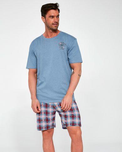 Pánské pyžamo Cornette 326/106 Ontario kr/r S-2XL