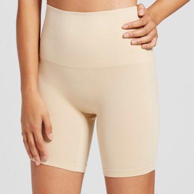 Stahovací kalhotky s nohavicemi  - Maidenform