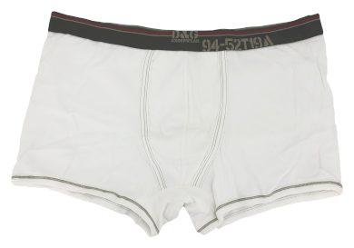 Pánské boxerky M30674 bílá