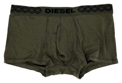 Pánské boxerky DSL07FB3363 khaki - Diesel