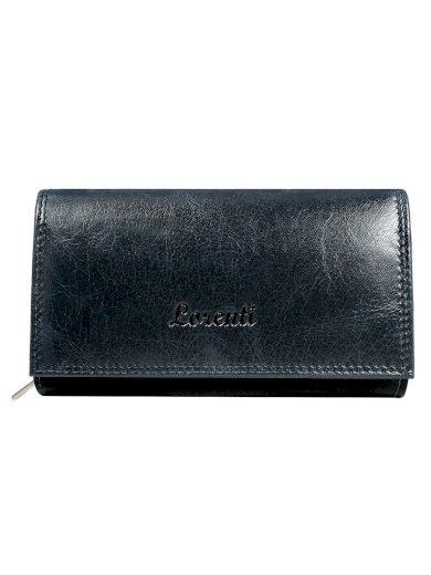 Dámská hladká kožená peněženka BCF.15 - Lorenti