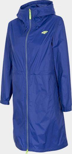 Dámský kabát 4F KUDC002 Modrý