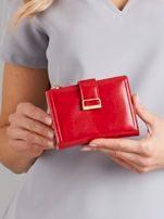 Dámská peněženka s červeným klopou K1210-ML.16 - FPrice