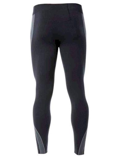 Dlouhé pánské funkční kalhoty IRON-IC - černá Barva: Černá, Velikost: