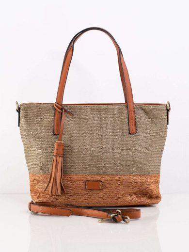 Dámská pletená taška Y1925 - LOOKAT