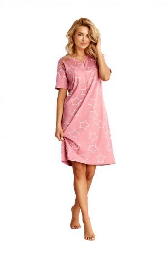 Noční košile  2489 Oksa pink - TARO