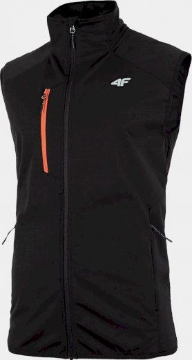 Pánská vesta 4F BZM060 černá
