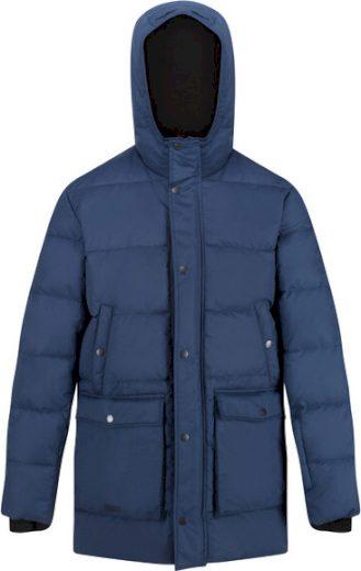 Pánská zimní bunda Regatta RMN148 Ardal 8PQ modrá