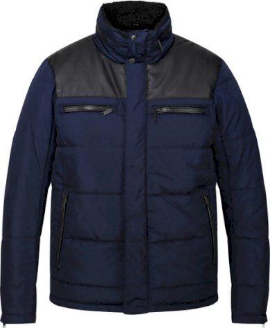 Pánská zimní bunda Regatta RMN145 Arnav 58F tmavě modrá