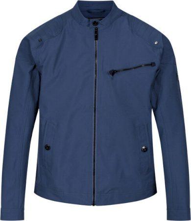 Pánská bunda Regatta RMW330 Haakon 8PQ tmavě modrá