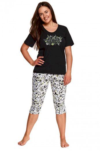 Dámské pyžamo 2511 Daria black - TARO