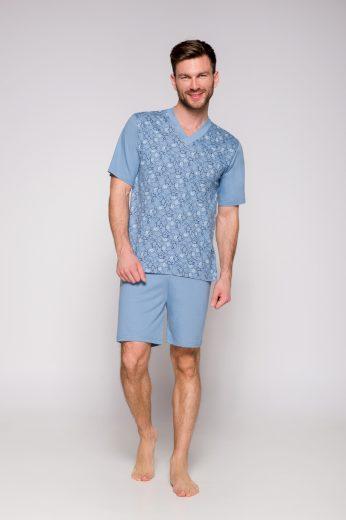 Pánské pyžamo 001 ROMAN KR 2XL-3XL