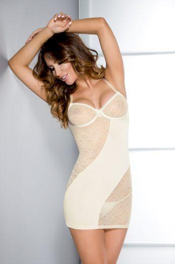 Erotická košilka Creda chemise XXL - CASMIR