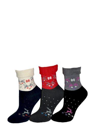 Dámské ponožky Tak Winter 1320 froté