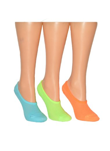 Dámské nízké ponožky Rebeka 10791 bambusové