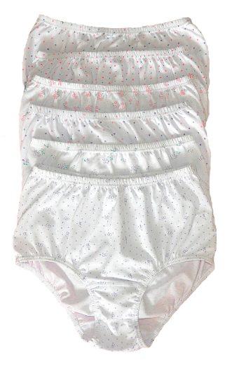 Dámské kalhotky Angelika Classic A'6 3XL