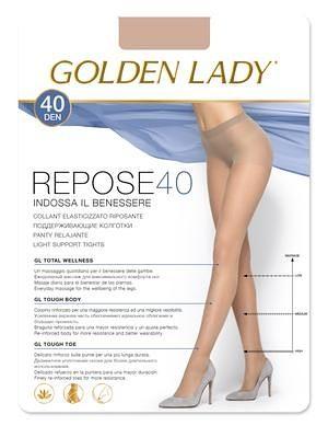 Dámské punčochové kalhoty Golden Lady Repose 2-5XL 40 den