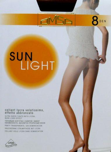 Dámské punčochové kalhoty Omsa Sun Light 8 den