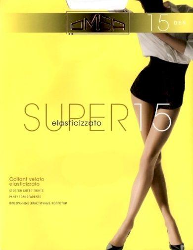 Dámské punčochové kalhoty Omsa Super 15 den
