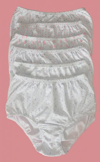 Dámské kalhotky Angelika Classic A'6 XXL