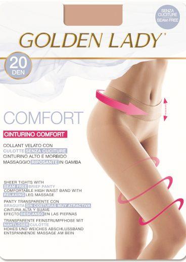 Dámské punčochové kalhoty Golden Lady Comfort 20 den
