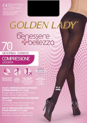 Dámské punčochové kalhoty Golden Lady Benessere 70 den
