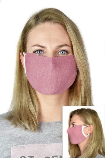 Dvouvrstvá maska s kapsičkou na filtr