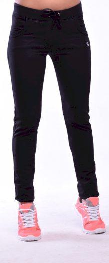 Dlouhé dámské kalhoty 0160