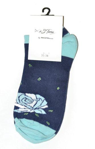 Unisex kotníkové ponožky Regina Socks Estera 0349