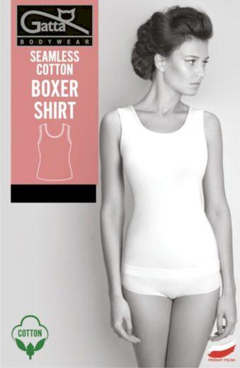 Dámská košilka/tílko - Seamless Cotton Boxer Shirt