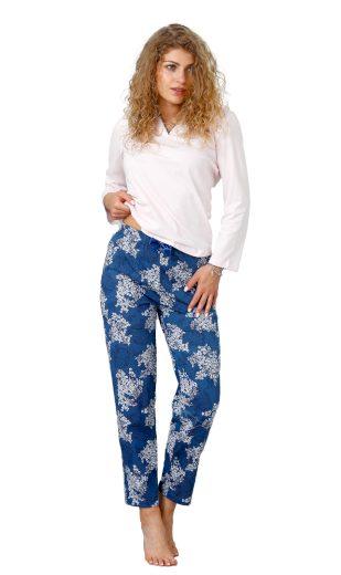Dámské pyžamo M-Max Allegra 953 dł/r M-2XL