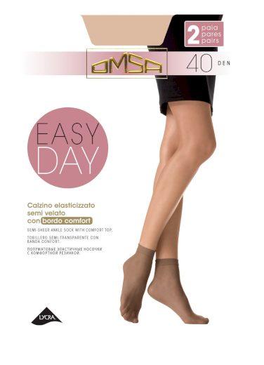 Dámské ponožky Omsa Easy Day 40 den A'2