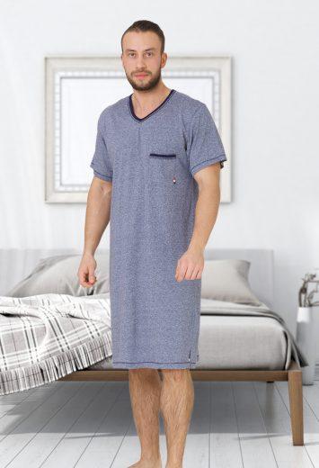 Pánská noční košile M-Max Baltazar 609 kr/r M-2XL