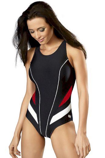 Sportovní jednodílné plavky gWINNER Liana