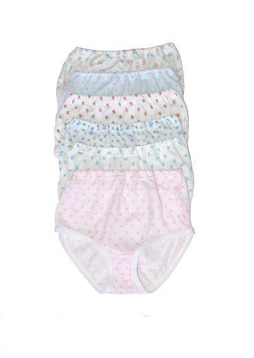 Zateplené dámské kalhotky Gucio 3XL-5XL A'5