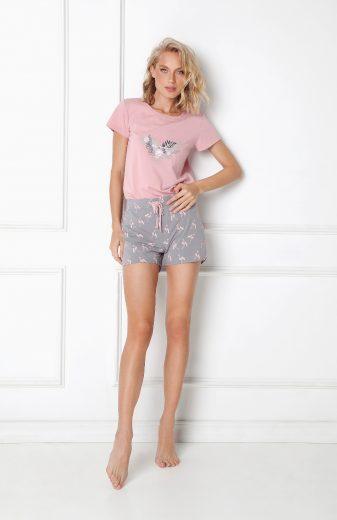 Dámské pyžamo Aruelle Felicia Short kr/r XS-2XL