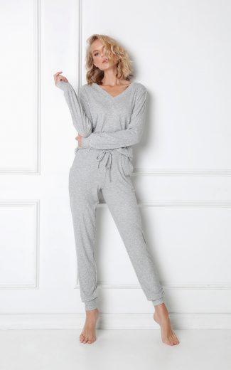 Dámské pyžamo Aruelle Tina Set dł/r XS-2XL