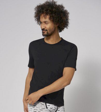Pánské tričko T-SHIRT SLOGGI MEN GO SHIRT O-NECK SLIM FIT