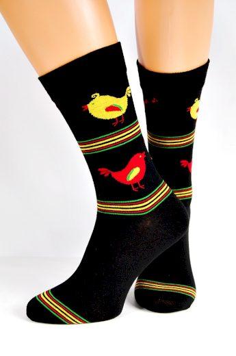 Pánské ponožky Regina Socks 7844 Avangarda Slepice