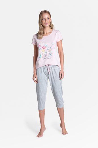 Dámské pyžamo TAMIA LONG 38889