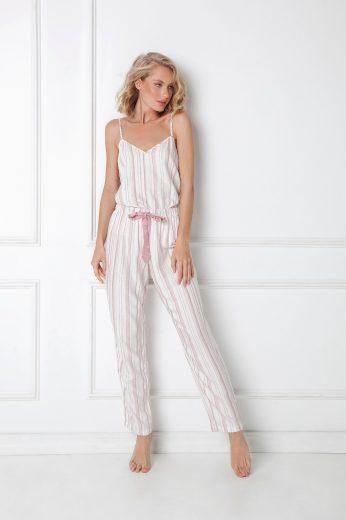 Dámské pyžamo Aruelle Paola Long w/r XS-XL