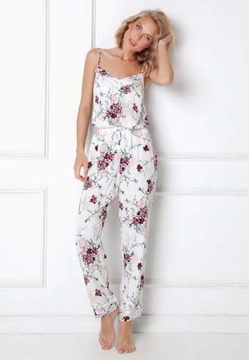 Dámské pyžamo Aruelle Olivia Long w/r XS-XL