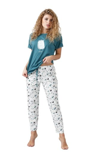 Dámské pyžamo ELENA 1045