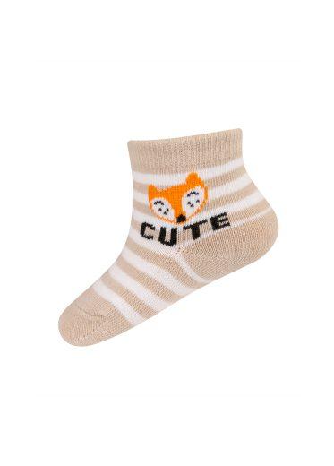 Ponožky Soxo 76884 ABS, s nápisy